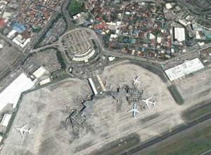 Google photo of Ninoy Aquino International Airport Terminal 1