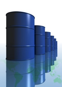 The decline in the price of oil was a drag on customs revenues,