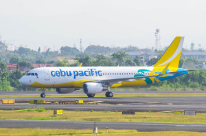 Photo courtesy of Cebu Pacific