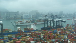 An_OOCL_vessel_passing_by_CT9