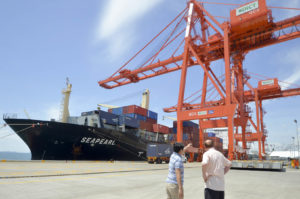 """DICT is now also serving not only imports to and exports from the Philippines but also as a strategic Southeast Pacific trans-shipment point for trade between third countries."""""""