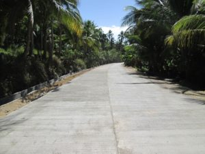 masbate-port-road