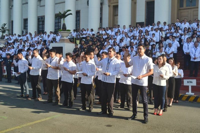 Boc Inducts 31 New Hires With 24 Posted At Naia Portcalls Asia