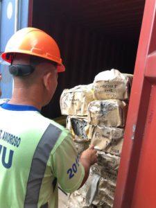 Misdeclared steel bars at Port of Manila