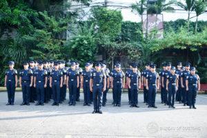 Bureau of Customs police
