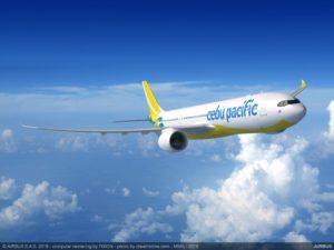 Cebu Pacific's new A330-900 planes
