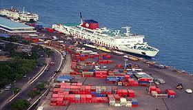 Iloilo port