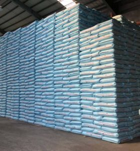 Rice imports