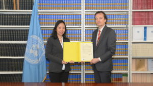 UNESCAP treaty on digital trade