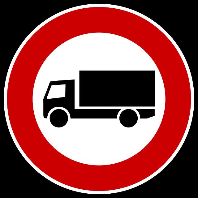 Navotas truck ban