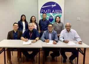 PMTLAI signing