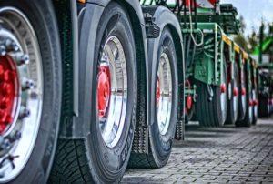 Cargo truck COVI-19