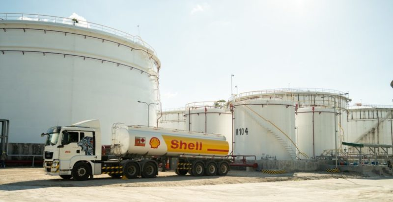 Photo of Shell Pilipinas Gasoline Truck
