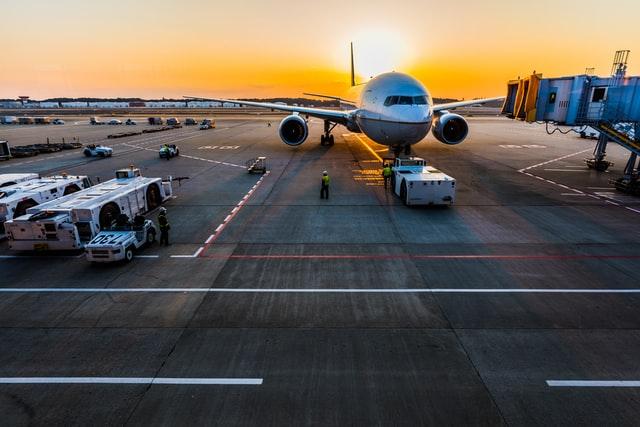 Photo of air cargo